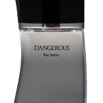 Dangerous perfume, clothing, cologne on the move
