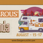 Dangerous at Agenda Trade Show in Las Vegas 2016