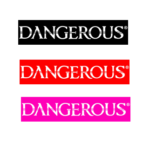 dangerous decal