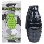 Dangerous Black Grenade Cologne Launch