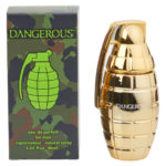 Dangerous Gold Grenade Cologne Launch