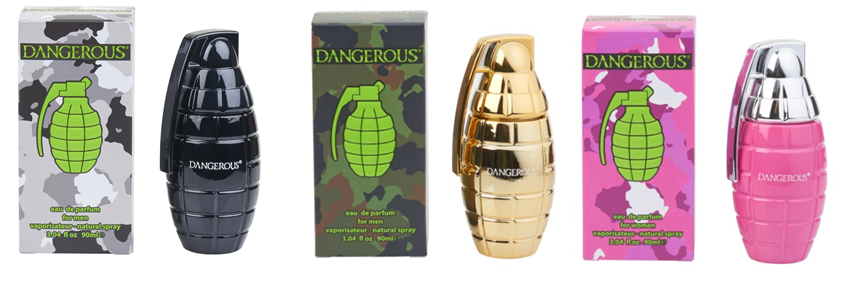 dangerous cologne made in usa