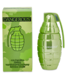 Dangerous Green Grenade Cologne Launch